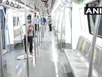 After nearly 6-month hiatus, Delhi Metro resumes today with social distancing